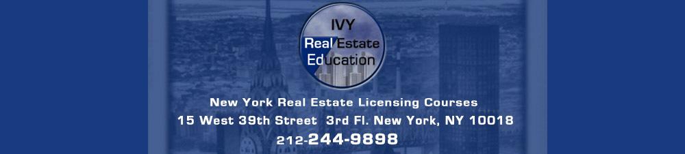 Salesperson- IVY Real Estate Education